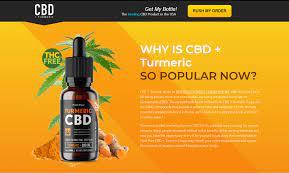 CBD Turmeric Canada
