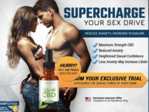 Life CBD Male Enhancement Oil