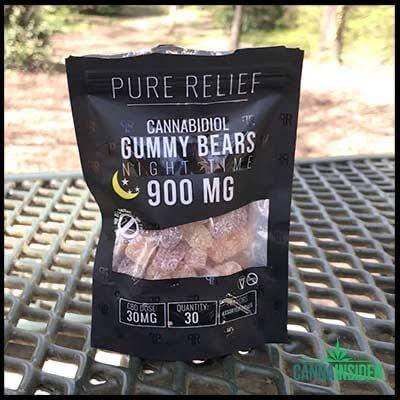 Pure Relief CBD Gummies