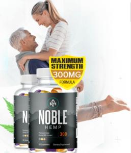 noble hemp gummies reviews 300mg