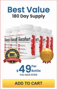 Glucofort Blood Sugar Supplement