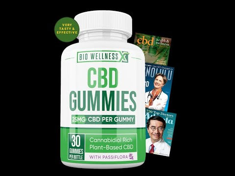 bio well ness gummies
