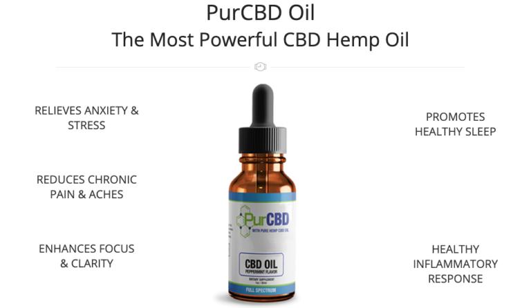 purcbd oil