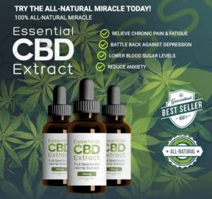 Essential CBD Extract Oil Reviews
