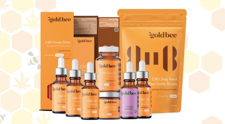 Gold-Bee-CBD-Review