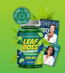 Leaf Boss CBD Gummies Review