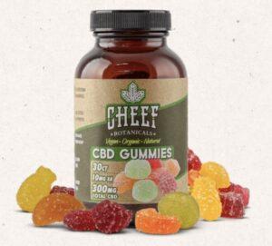 cheef botanicals cbd gummies