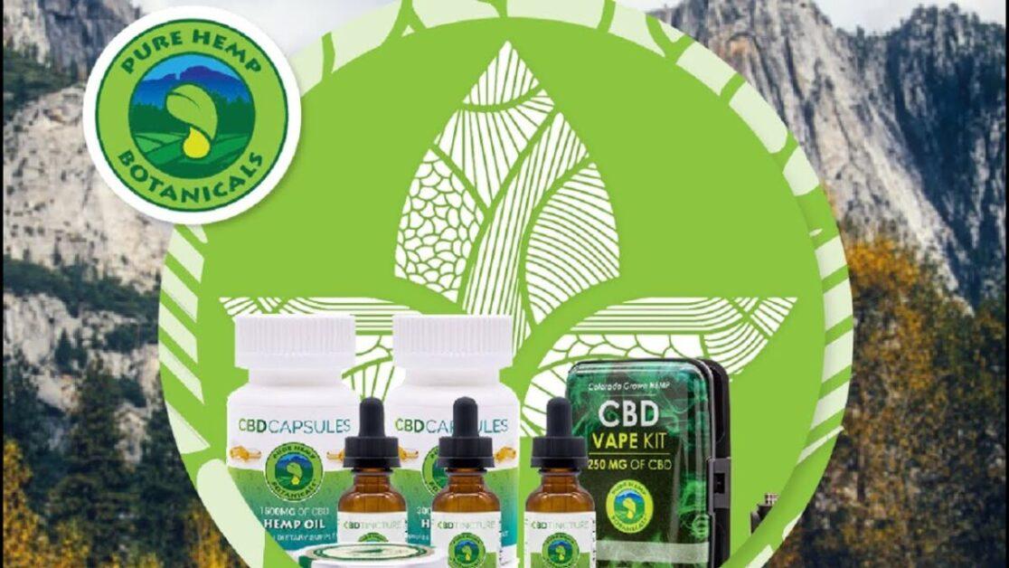 pure hemp botanicals cbd