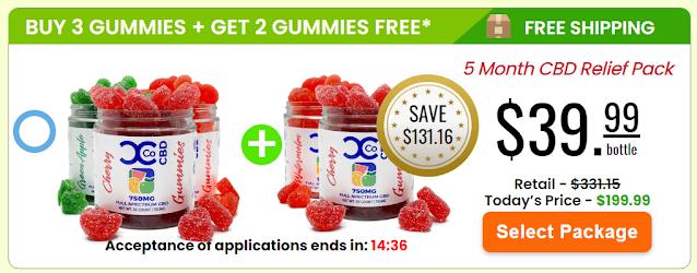 Buy Curts Concentrates CBD Gummies