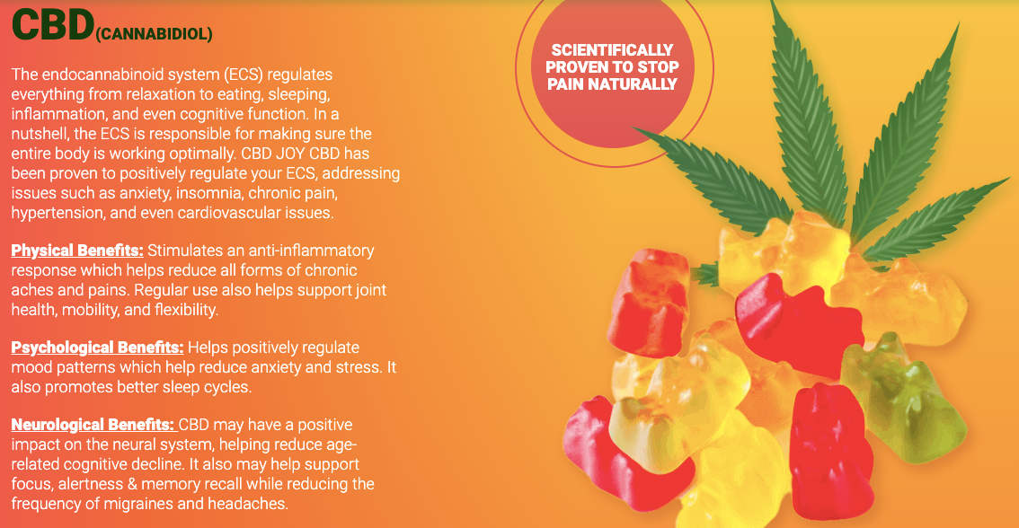 science behind cbd